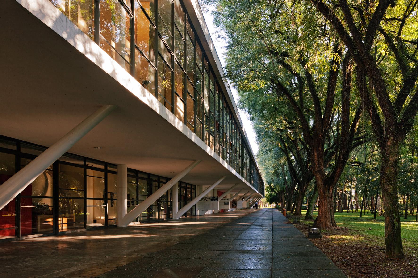 Foto Lateral - Museu Afro Brasil