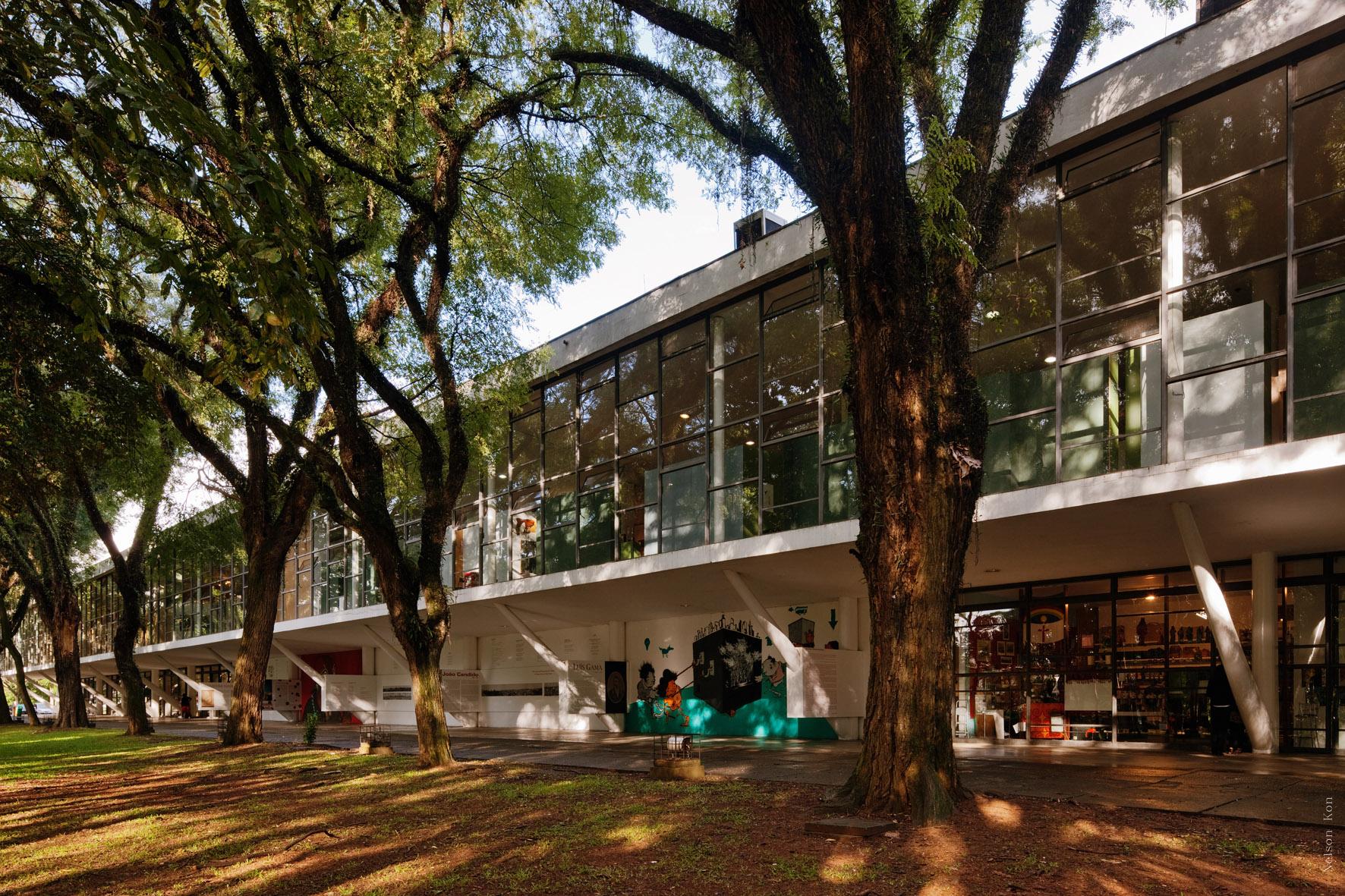 Imagem Externa - Museu Afro Brasil_– Fotos Nelson Kon