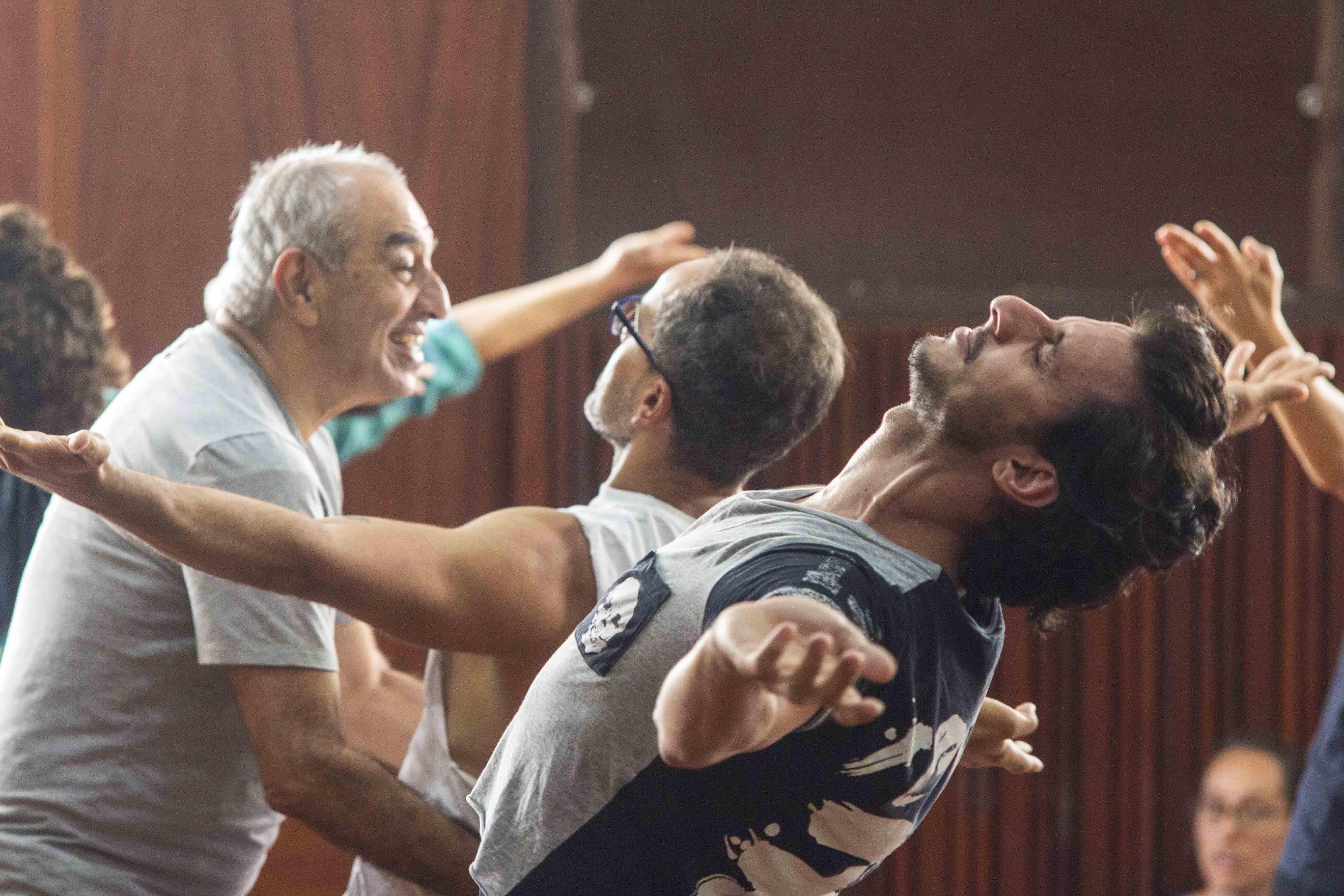 Masterclass Astad Deboo - Fotos: Secretaria da Cultura do Estado de São Paulo