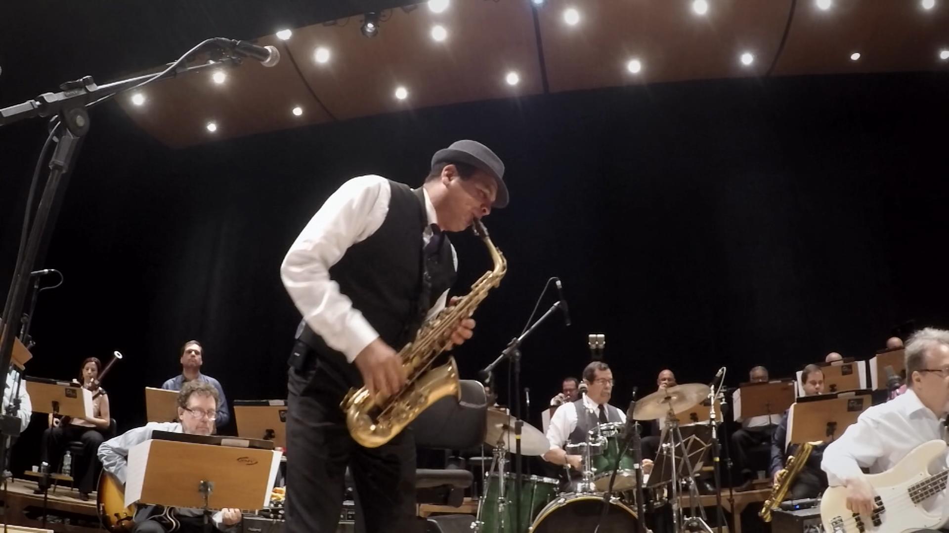 Jazz Sinfônica - Foto: Secretaria da Cultura do Estado de São Paulo