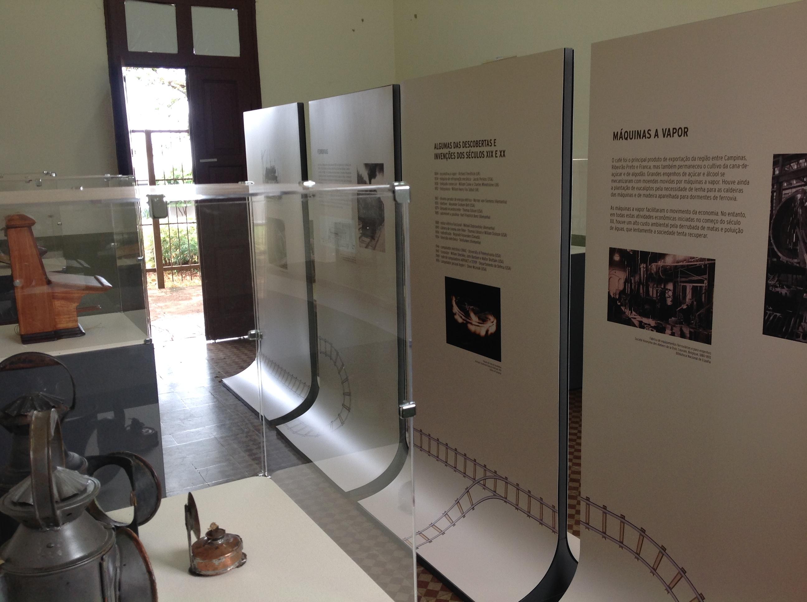 """Exposição """"A Estação Brodowski"""" - Secretaria da Cultura do Estado de São Paulo"""