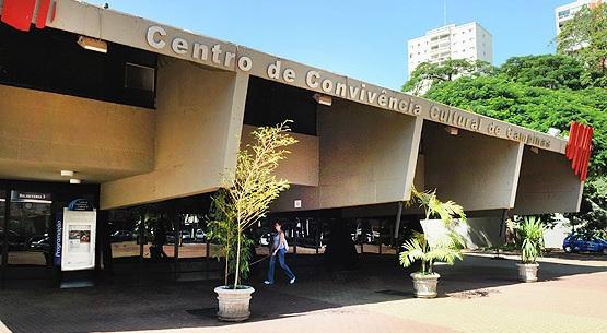 704c4c52d Centro de Convivência Cultural de Campinas – foto  Prefeitura Municipal de  Campinas