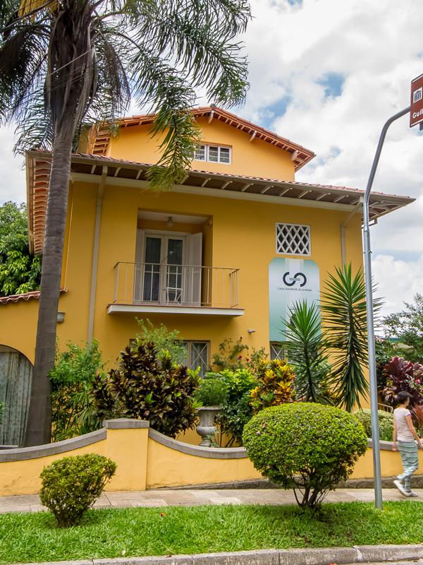 Museu Casa Guilherme de Almeida
