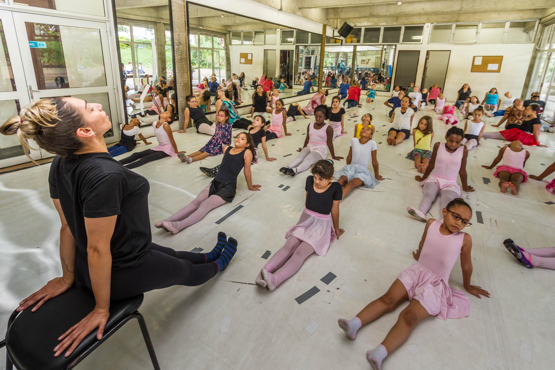 Turma infantil - Foto: Joca Duarte