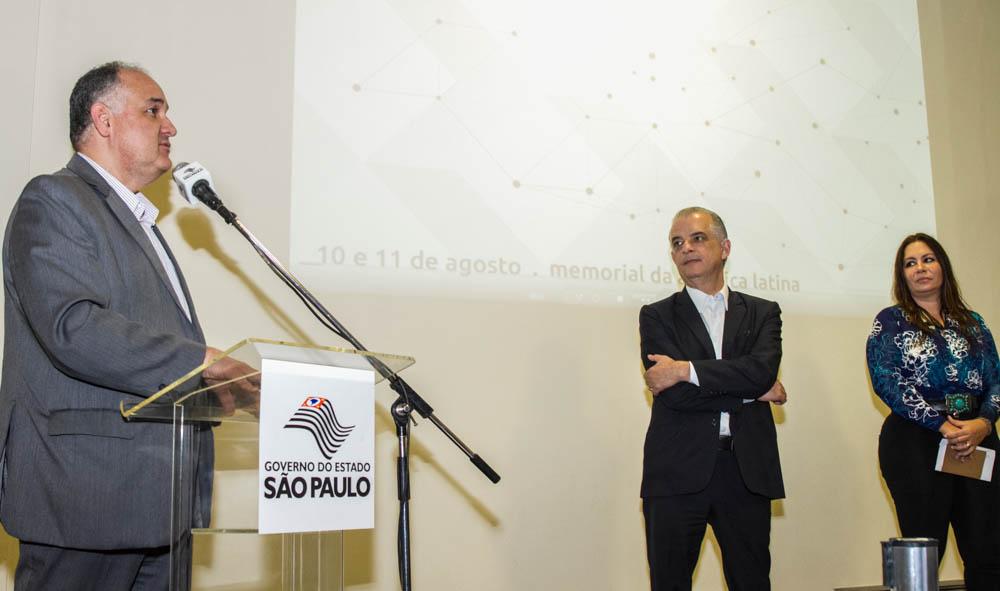 Romildo Campelo, secretário da Cultura do Estado de São Paulo - Foto: Joca Duarte