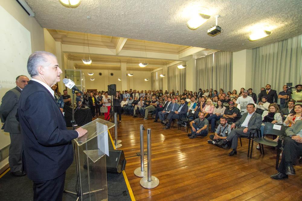 Márcio França, governador do Estado de São Paulo - Foto: Joca Duarte