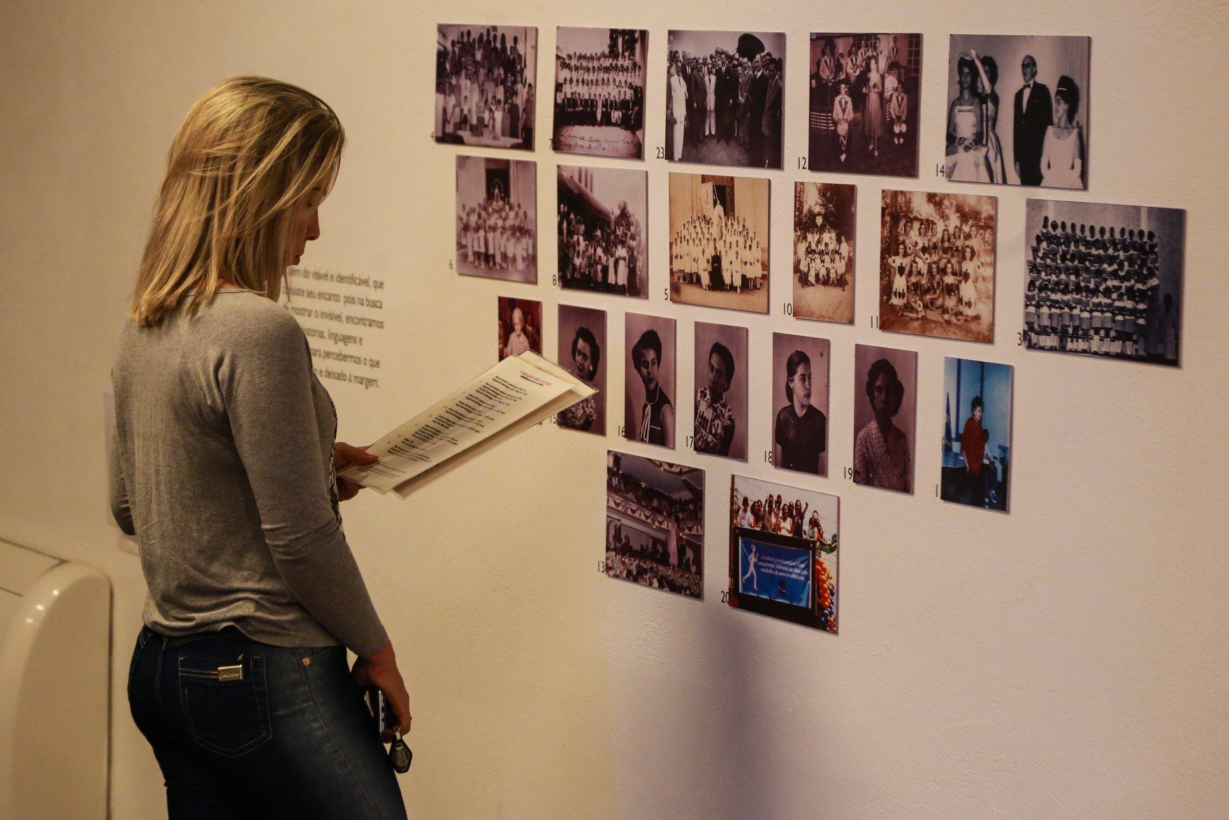"""Exposição """"A sala das nossas mulheres"""" - Museu Major Novaes"""