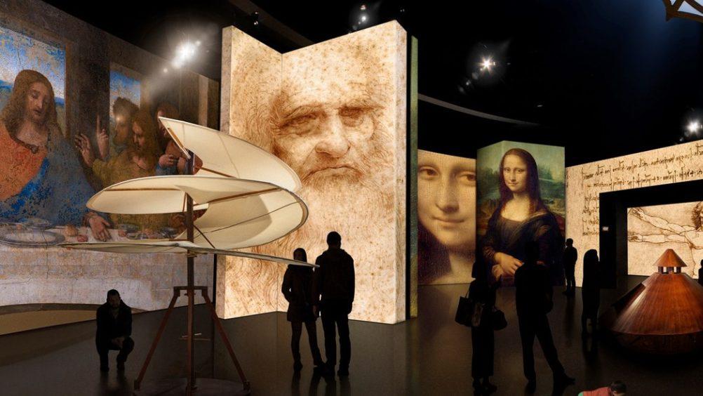 Governo de SP inaugura MIS Experience com exposição sobre Da Vinci