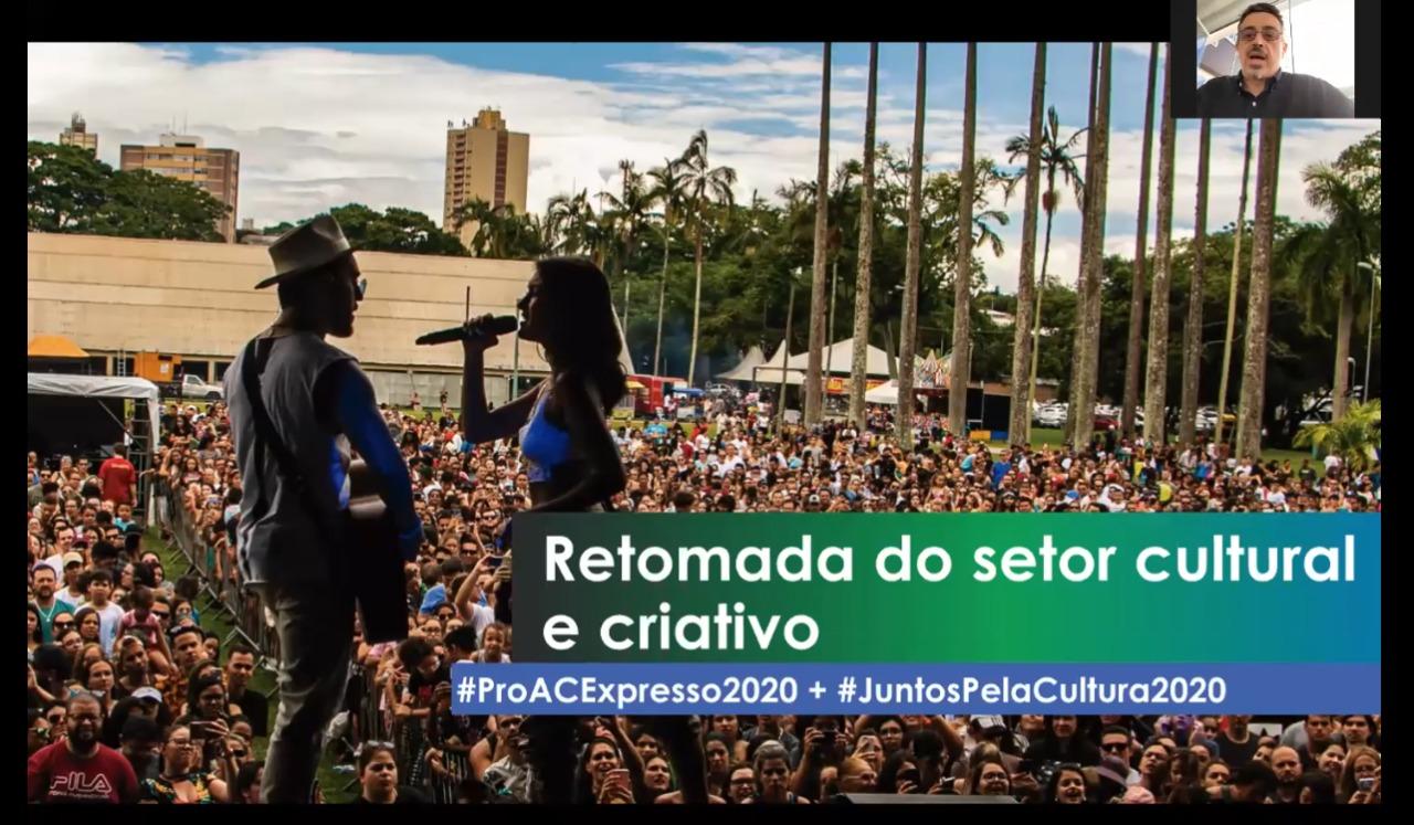 Governo de São Paulo anuncia investimento recorde de R$ 177,18 milhões em projetos culturais