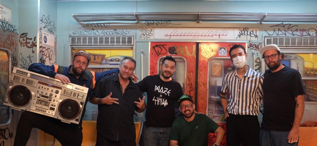 Pinacoteca de São Paulo e OSGEMEOS apresentam a série documental sobre o Hip Hop