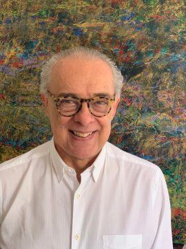 Presidente do Condephaat, Carlos Augusto Mattei Faggin